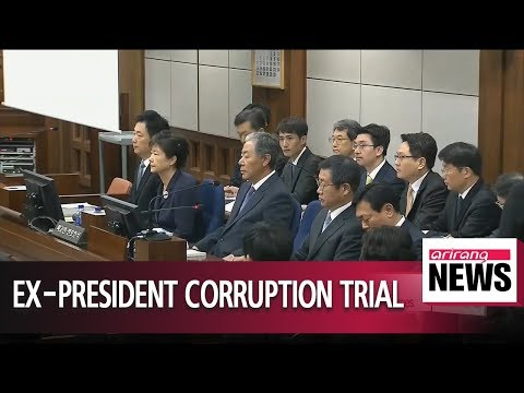 Trial preparation for second round of ex-Pres. Park Geun-hye's corruption case begins Friday