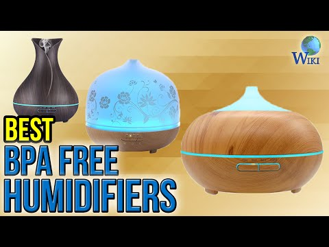 10 Best BPA Free Humidifiers 2017