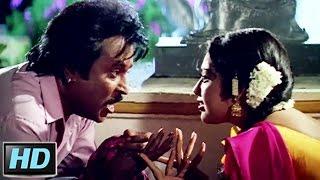 Muthu Letter Comedy   Rajni, Meena, Sarath Babu   Muthu   Tamil Movie   Part 13