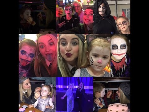 Day 1 of Halloween weekend at Butlins