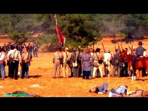 Reenactment 1864, Lee vs Grant 'Civil War' History