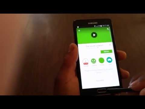 SAMSUNG GALAXY NOTE 4 FREE MOVIES MUSIC TV SHOWS ALL ANDROIDS