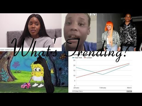#VisaBae - RLT's GoFundMe | What's going on in LDN? | Blac Chyna | What's Trending ?
