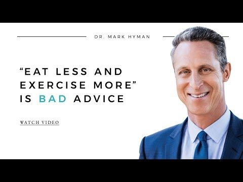 Dave Asprey and Dr. Mark Hyman discuss exercise and weight loss