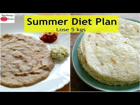 Lose 5 Kgs - Summer Weight Loss Diet Plan - Full Day Meal Plan - Diet Plan To Lose Weight Fast