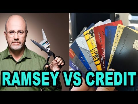 Let's talk about Dave Ramsey and why he doesn't like credit cards!