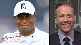 Download Tiger Woods will win at least 2 more majors - Max Kellerman | First Take Video