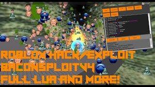Roblox Exploithackbleushowcasefull Lua Executor Script - roblox apocalypse rising lag switch hack