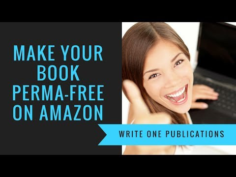 Kindle Book Marketing: Make Your Kindle Book Perma-Free On Amazon