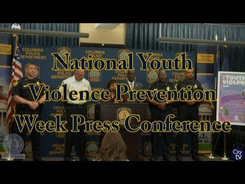 National Youth Violence Prevention Week | Press Conference
