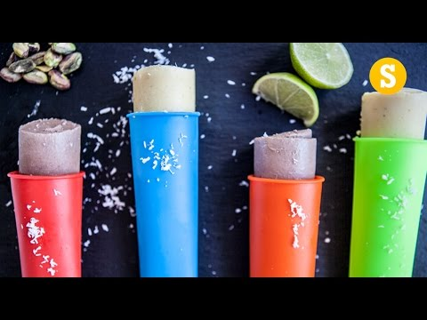Homemade Iced Popsicle Recipes