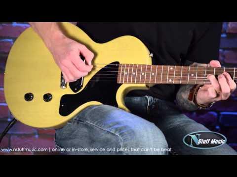 Gibson 1957 Les Paul Junior Single Cut | N Stuff Music Product Review