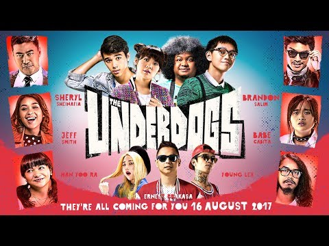 THE UNDERDOGS Official Trailer