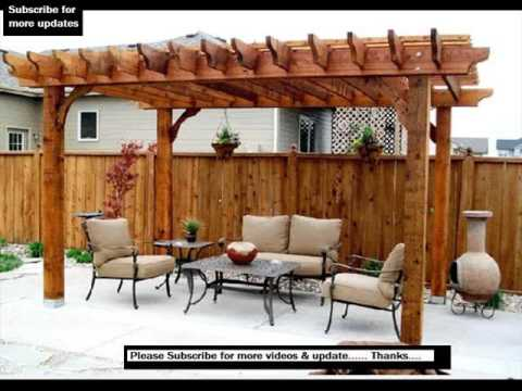 Pergola Design | Pergola Design Ideas, Pictures