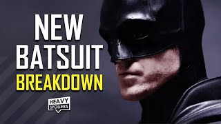 BATMAN BATSUIT FIRST LOOK BREAKDOWN AND LEAKED FOOTAGE | Massive New Updates + Catwoman And More