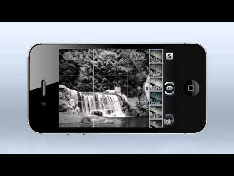 Perfect B&W for iPhone and iPad - In-App Camera Overview & Tutorial