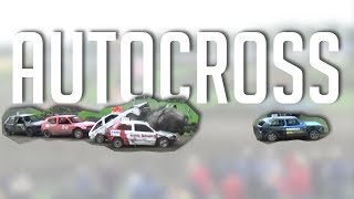 Beemster Autocross 2017! [Alle Crashes]
