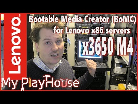 Firmware Updating Lenovo x3650 M4 with BOMC - 463