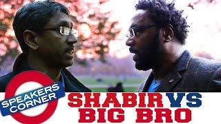 "Shabir Yusuf vs Rationalist ""Big Bro"" 