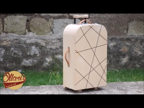Making a Plywood Suitcase