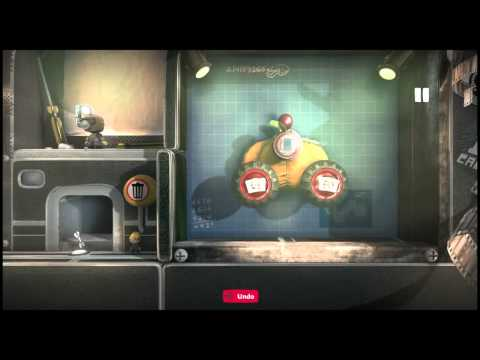 LittleBigPlanet™3 Glitch at The Wheel Deal