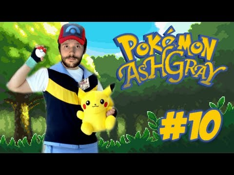 Pokemon Ash Gray | Walkthrough Part 10 | SQUIRTLE!