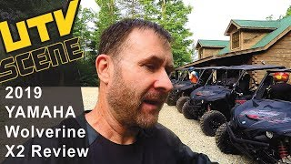 Download Yamaha Wolverine X2 Review Video