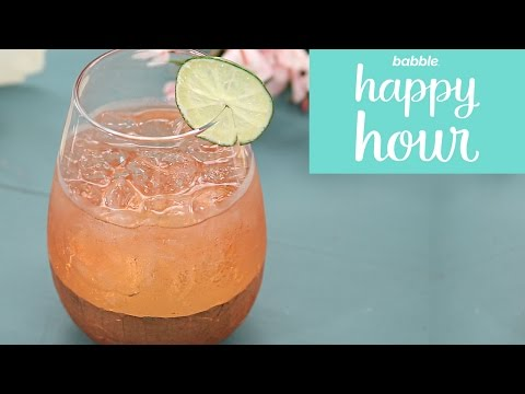 Moscow Mule Made With Wine | Happy Hour | Babble