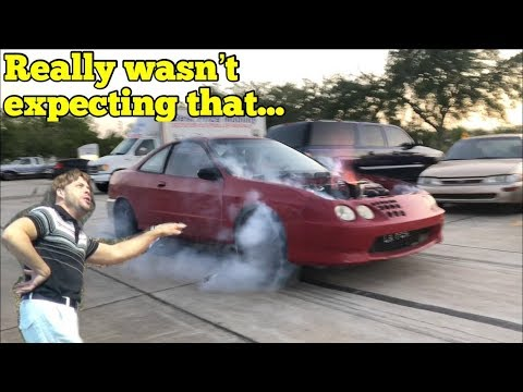 We Maxed Out the Turbo... || Dyno Day and Drag Racing!