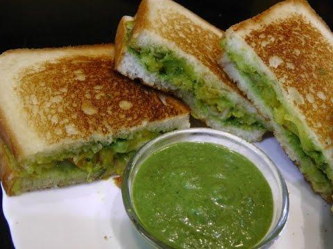 Bombay Masala Toast - Indian Street Food Recipe / Kids Luch Box recipe by madhurasrecipe