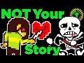 Game Theory This Is NOT Your Story The Deltarune Undertale Connection