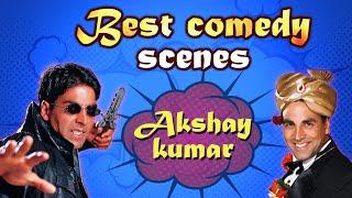 Akshay Kumar Bollywood Comedy Scenes - Phir Hera Pheri - Awara Paagal Deewana - Deewane Hue Pagal