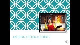 Download Kitchen Safety and Sanitation (9th grade Foods 1) Video