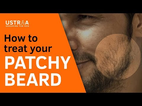 How To Treat A Patchy Beard