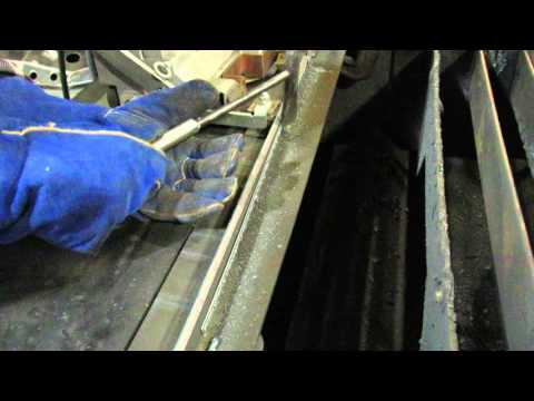 How to Easily Remove Dross After Cutting Mild Steel