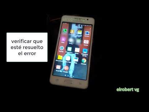 SOLUCION Error en camara / Android