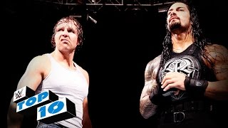 Top 10 WWE SmackDown moments: WWE Top 10, June 18,  2015