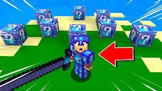 Minecraft: SKY WARS LUCKY BLOCK WATER ‹ AMENIC ›