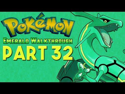 Pokemon Emerald Walkthrough Part 32: Sootopolis Gym!
