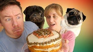 Dog Friendly Cake Recipe