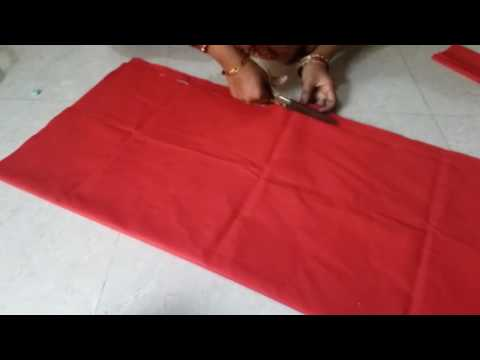 How to make 4 Kali Petticoat (saree petticoat) Cutting and Stitching DIY