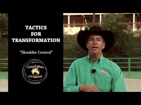 Shoulder Control by Richard Winters & Weaver Leather