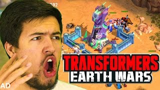 99% Unbeatable Biggest Transformer...?! | Transformers Earth Wars Gameplay