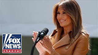 Paper probes Melania marriage