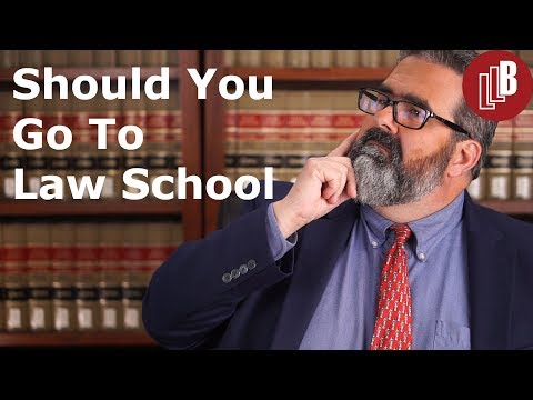 Should You Go to Law School