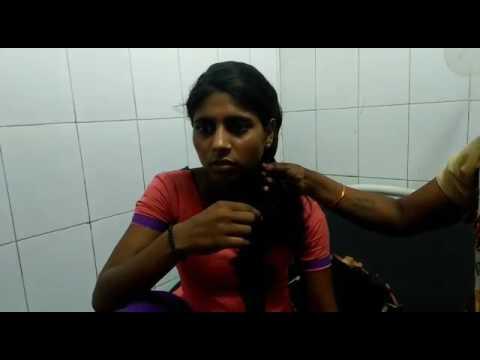 Women long haircut issue again in india
