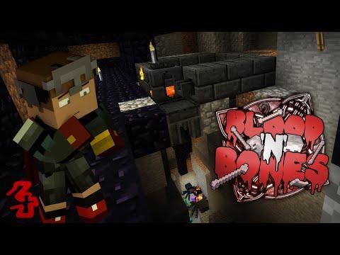 Minecraft Mods   FTB Blood and Bones 4   TINKER'S CONSTRUCT (Minecraft Blood and Bones Mod Survival)