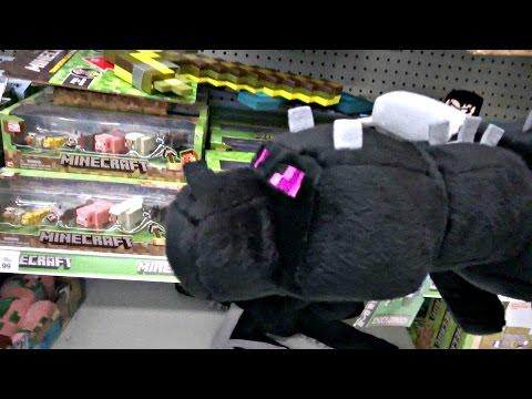 Minecraft plush shopping 2