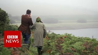 Returning to Penzance's 'lost valley' - BBC News