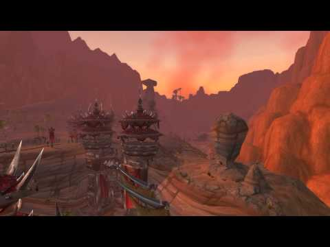 World of Warcraft Patch 5.2 - Stormwind & Orgrimmar Restored